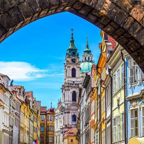 Dating Prague tjeckiska