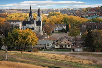 Koppla upp kulturen i Kanada