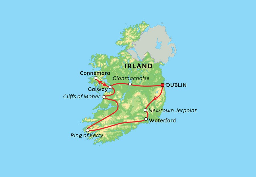 middag dating Dublin Irland