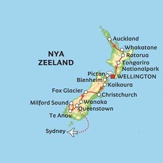 Nya zeeland har inte gett upp
