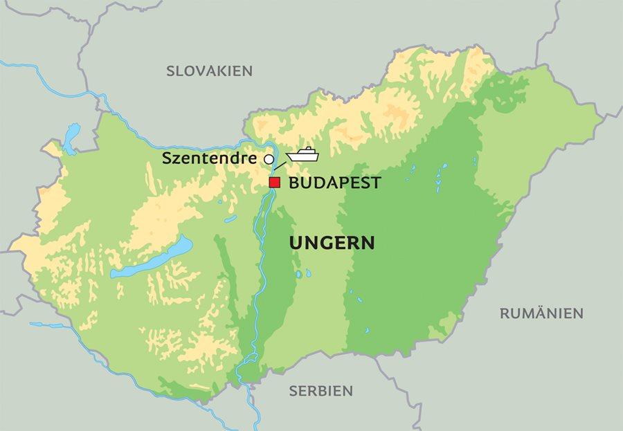 Karta Over Budapest Sevardheter.Kulturresa Till Budapest