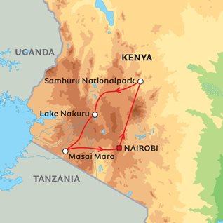Tanzaniskt viltparadis hotas pa nytt